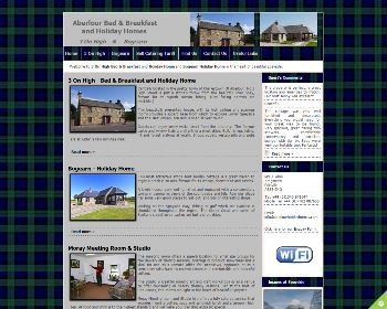 Aberlour Holiday Homes