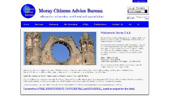 MorayCitizens Advice Bureau
