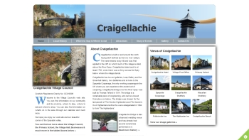 Craigellachie Village Council