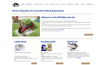 Moray Federation of Community Halls and Associations